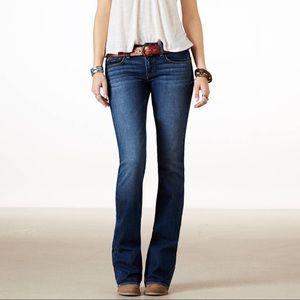 American Eagle Artist Flare Super Stretch Jeans